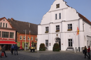 Vernissage in Wolgast